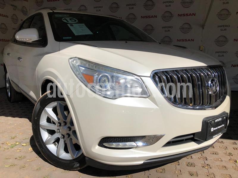 Buick Enclave Paq D usado (2015) color Blanco precio $345,000