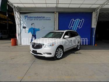 Buick Enclave 5p V6/3.6 Aut usado (2017) color Blanco precio $346,000