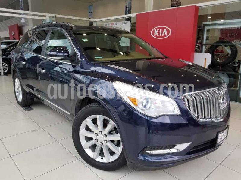 Buick Enclave 3.6L  usado (2015) color Azul precio $355,000