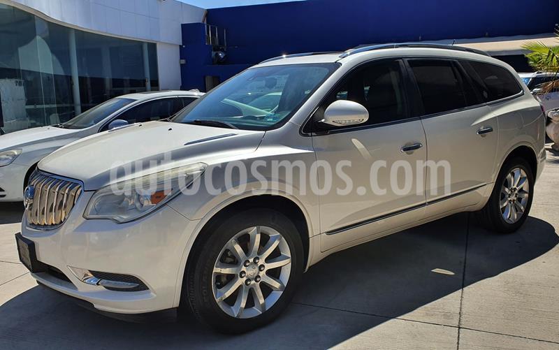 Buick Enclave 3.6L  usado (2014) color Blanco precio $275,000