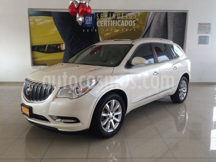 Buick Enclave Paq D usado (2014) color Blanco precio $315,900