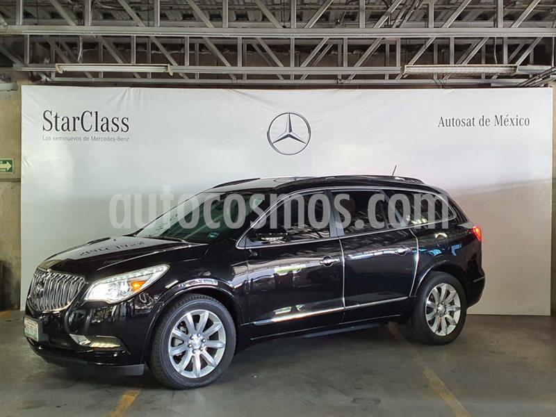 Buick Enclave 3.6L  usado (2016) color Negro precio $429,000