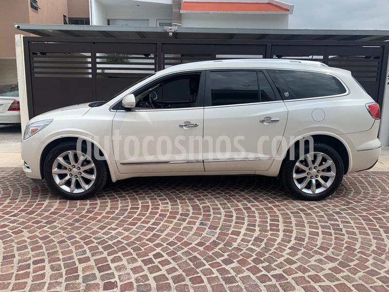 Buick Enclave Paq D usado (2014) color Blanco precio $290,000
