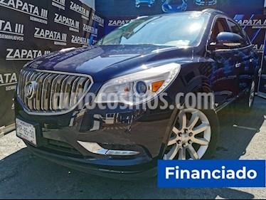 Buick Enclave 3.6L  usado (2016) color Azul Atlantico precio $95,750