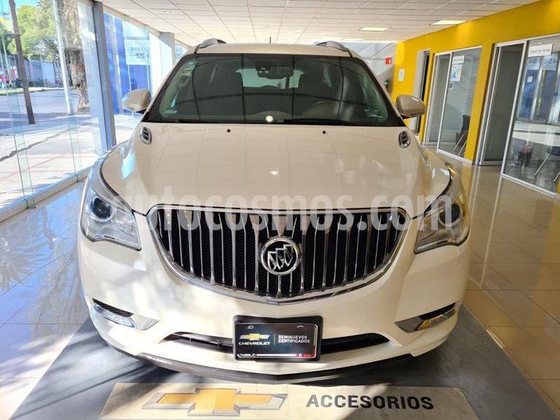 Buick Enclave Paq D usado (2014) color Blanco precio $372,000