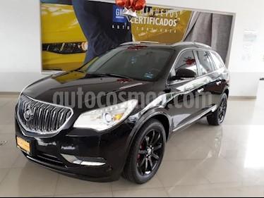 Buick Enclave 5p V6/3.6 Aut usado (2017) color Negro precio $593,900