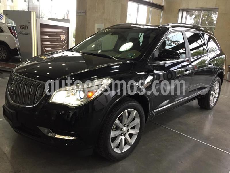 Buick Enclave Paq D usado (2017) color Negro precio $429,000