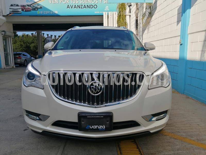 Buick Enclave 3.6L  usado (2015) color Blanco precio $349,000