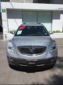 Buick Enclave CXL AWD usado (2012) color Plata Metalico precio $290,000