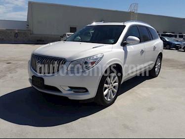 Buick Enclave V6/3.6/T Aut usado (2016) color Blanco precio $395,000