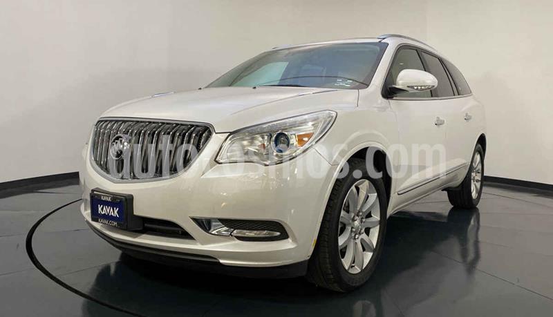 Buick Enclave 3.6L  usado (2016) color Blanco precio $384,999