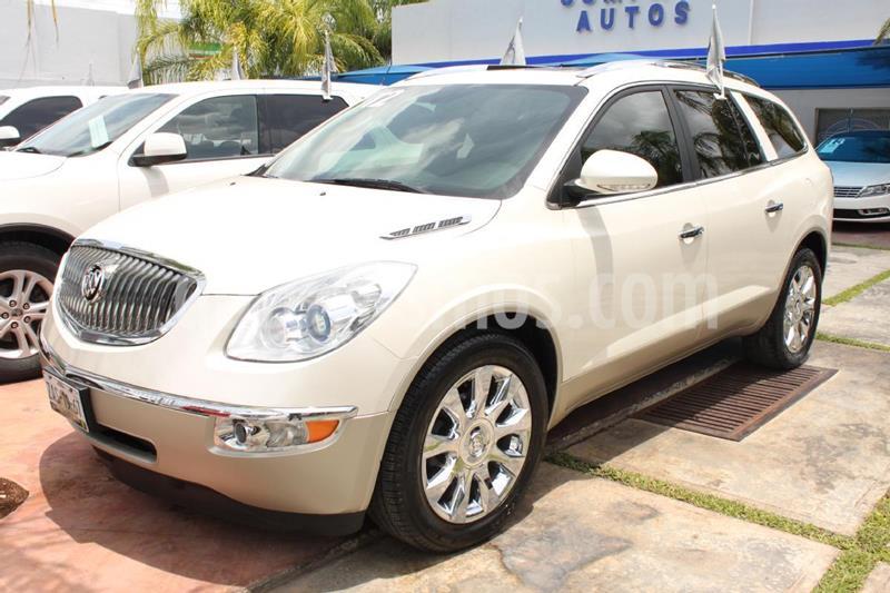 Buick Enclave CXL AWD usado (2012) color Crema precio $290,000