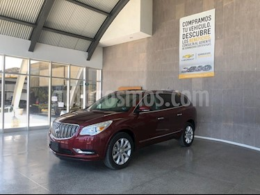 Buick Enclave 3.6L  usado (2017) color Rojo precio $445,000