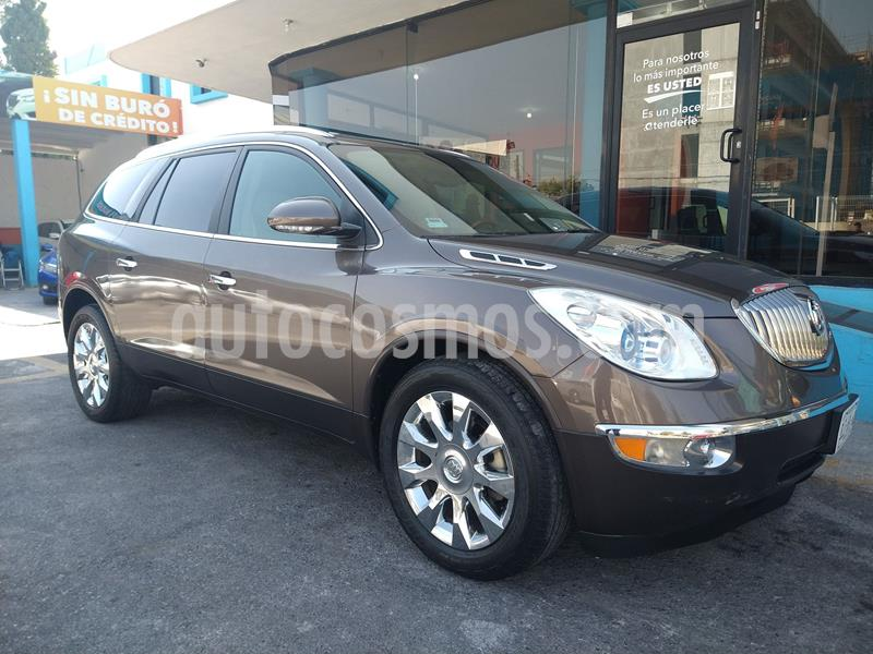 Buick Enclave 3.6L  usado (2012) color Cafe precio $249,000