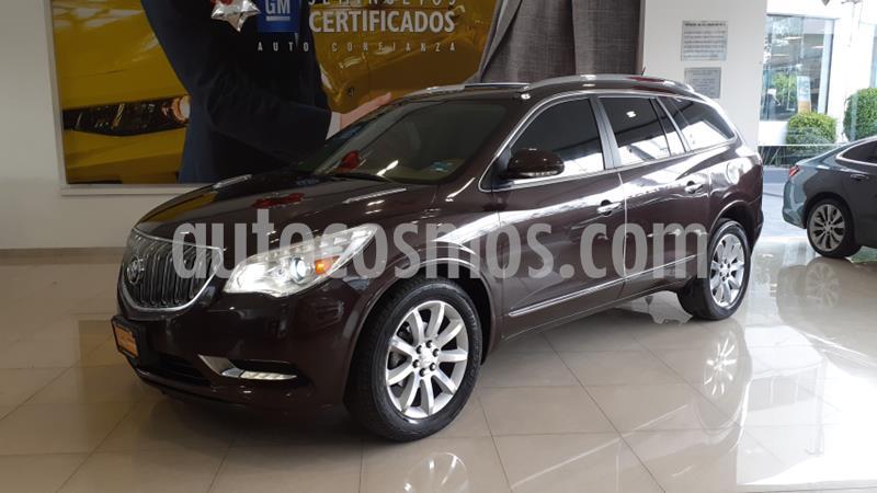 Buick Enclave 3.6L  usado (2015) color Marron precio $343,900