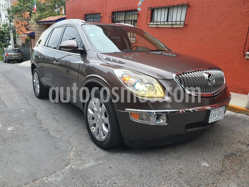 Buick Enclave 3.6L  usado (2012) color Marron precio $185,000