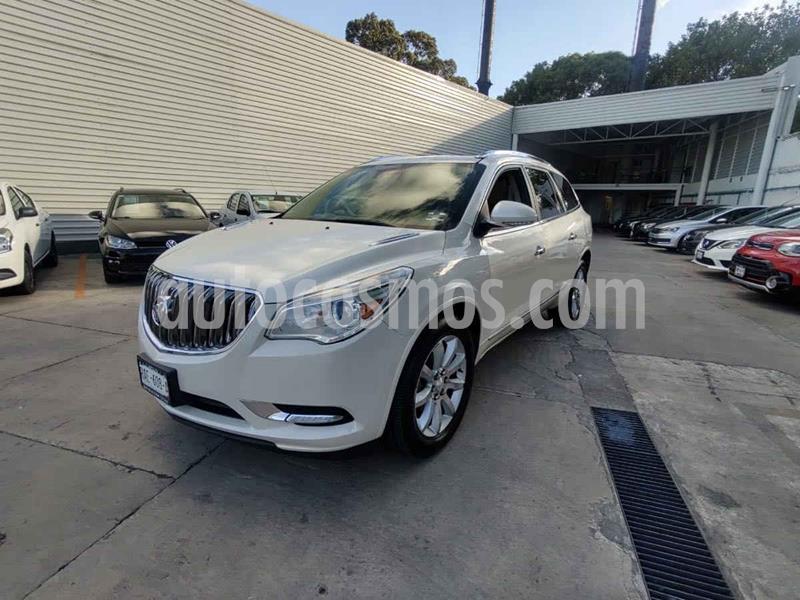 Buick Enclave 3.6L  usado (2015) color Blanco precio $330,000