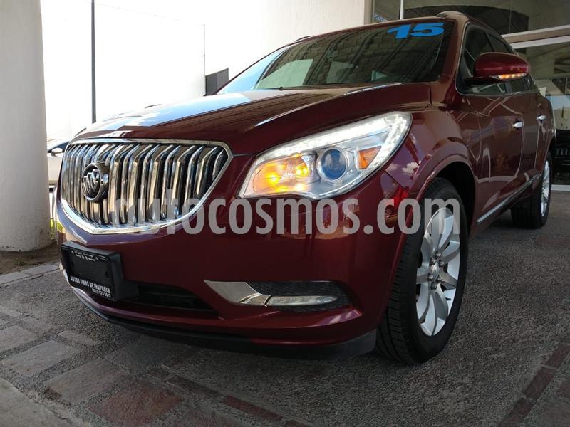 Buick Enclave 3.6L  usado (2015) color Rojo precio $366,000