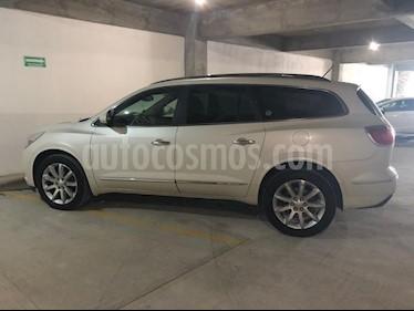 Buick Enclave 3.6L  usado (2015) color Blanco precio $380,000