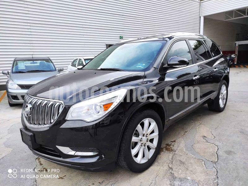 Buick Enclave 3.6L  usado (2015) color Negro precio $345,000