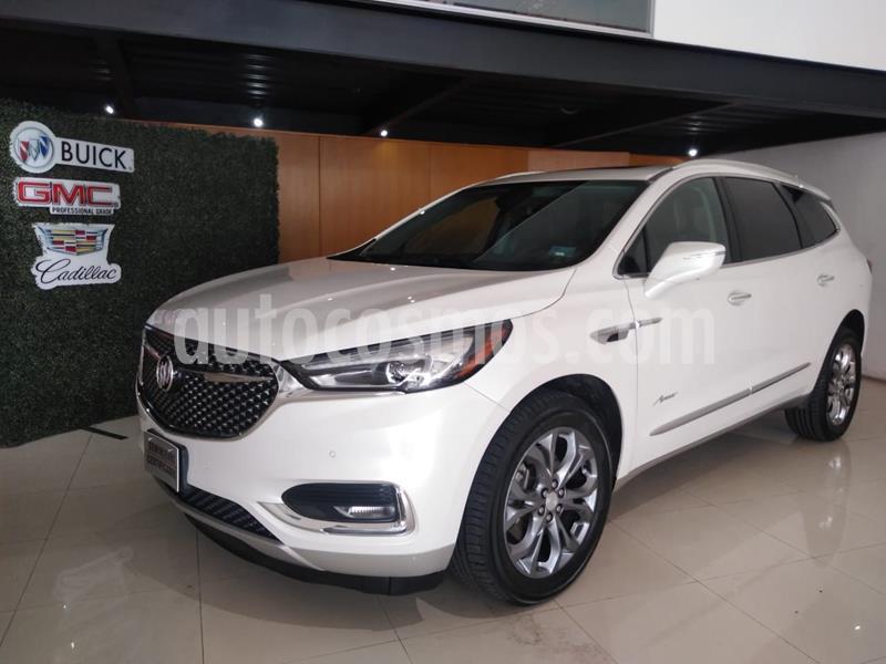 Buick Enclave Avenir usado (2018) color Blanco precio $609,000