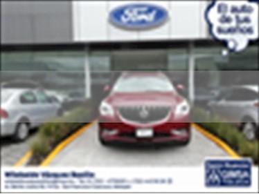 Buick Enclave Paq D usado (2016) color Rojo precio $449,000