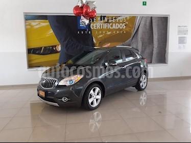 Foto venta Auto usado Buick Encore 5p CXL Premium L4/1.4/T Aut (2016) color Gris precio $303,900