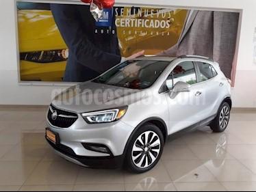 Foto venta Auto usado Buick Encore 5p CXL Premium L4/1.4/T Aut (2017) color Plata precio $328,900
