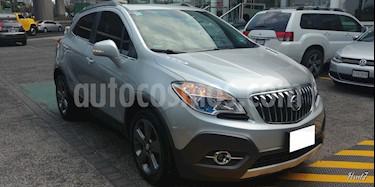 Foto venta Auto usado Buick Encore 5p L4/1.4/T Aut (2014) color Plata precio $239,000