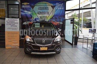 Foto venta Auto usado Buick Encore CXL Premium (2016) color Marron precio $278,000