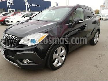 Foto venta Auto usado Buick Encore CXL Premium (2015) color Cafe precio $235,000