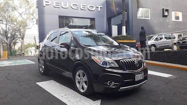 Foto venta Auto usado Buick Encore CXL Premium (2015) color Marron precio $264,900