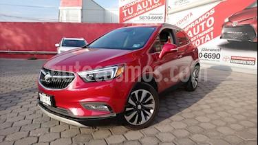 Foto venta Auto usado Buick Encore CXL Premium (2017) color Rojo Carmesin precio $350,000