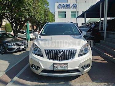 Foto venta Auto usado Buick Encore CXL Premium (2015) color Blanco precio $262,000