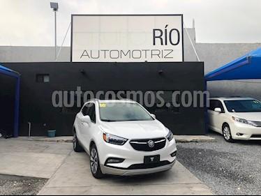 Buick Encore CXL Premium usado (2018) color Blanco Platinado precio $335,000