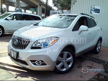 Foto venta Auto usado Buick Encore CXL Premium (2016) color Blanco Perla precio $270,000