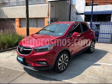 Foto venta Auto usado Buick Encore CXL Premium (2017) color Rojo Tinto precio $345,000
