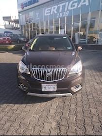 Foto venta Auto usado Buick Encore CXL Premium (2015) color Marron precio $240,000