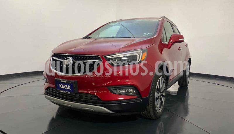 Buick Encore CXL Premium usado (2019) color Rojo precio $384,999