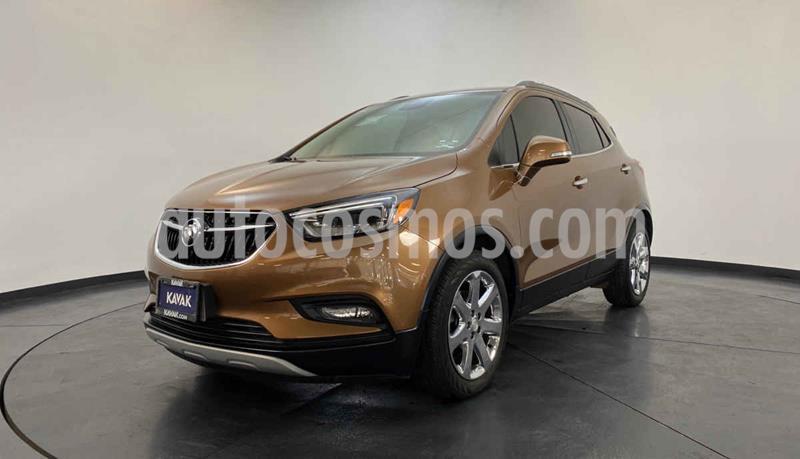 Buick Encore CXL Premium usado (2017) color Cafe precio $289,999