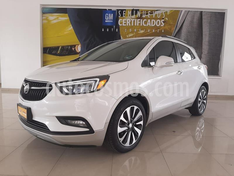 Buick Encore CXL Premium usado (2019) color Blanco precio $370,900