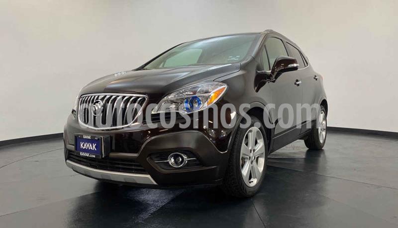Buick Encore CXL Premium usado (2015) color Cafe precio $249,999