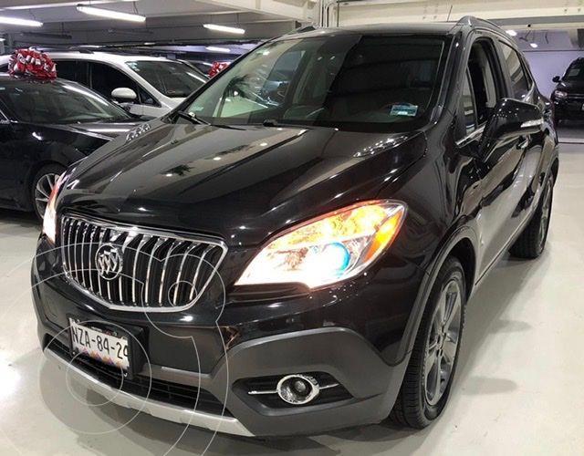Buick Encore CXL Premium usado (2014) color Negro precio $229,100
