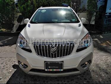 Buick Encore CXL Premium usado (2016) color Blanco Perla precio $250,000