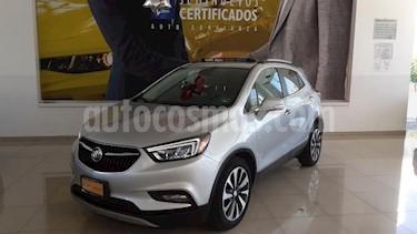 Buick Encore 5P PREMIUM 1.4T TA PIEL QC GPS F.LED RA-18 usado (2019) color Plata precio $395,900