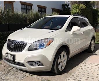 Buick Encore CXL Premium usado (2015) color Blanco Perla precio $246,000