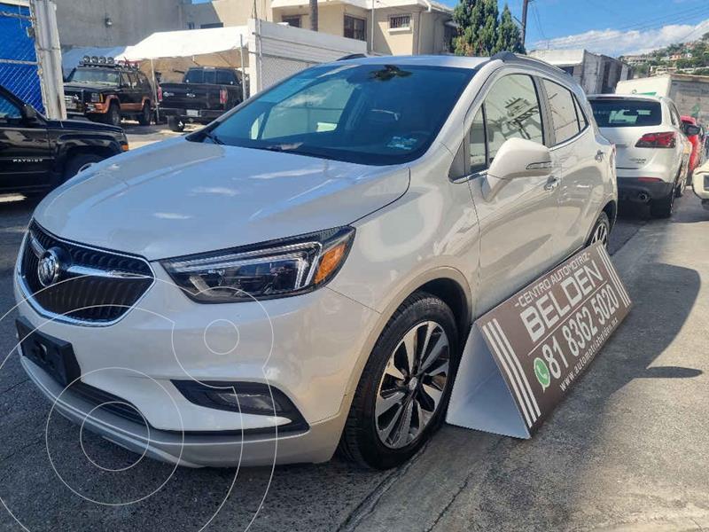 Foto Buick Encore CXL Premium usado (2017) color Blanco precio $308,000