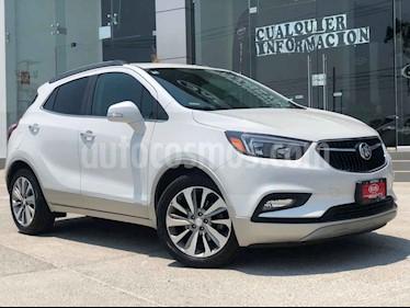 Buick Encore 5p CX L4/1.4/T Aut usado (2019) color Blanco precio $345,500