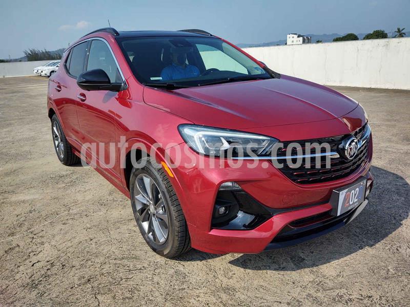 Buick Encore Sport Touring nuevo color Rojo precio $586,500