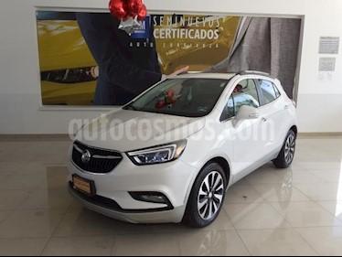 Buick Encore 5P CXL PREMIUM L4/1.4/T AUT usado (2018) color Blanco precio $365,900